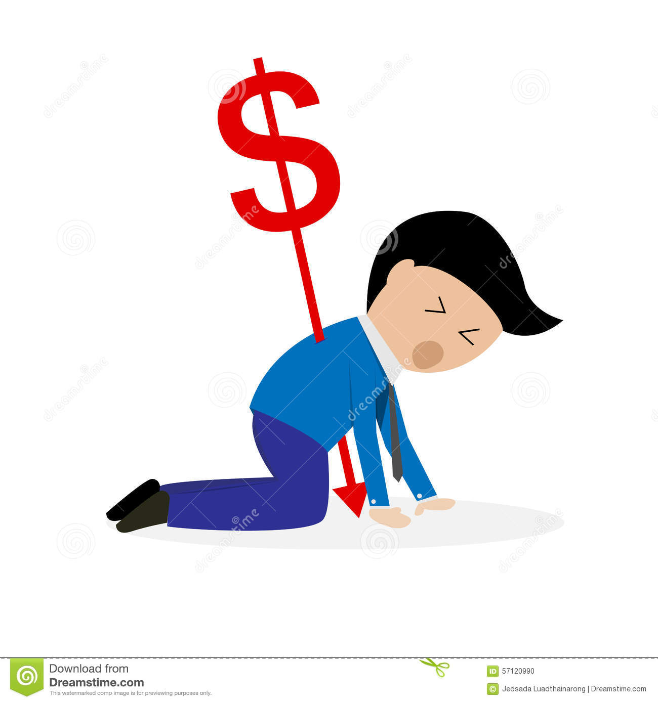 weakness and strength sign stock photography image  dollar money currency sign piercd young businessman strength and stock photo