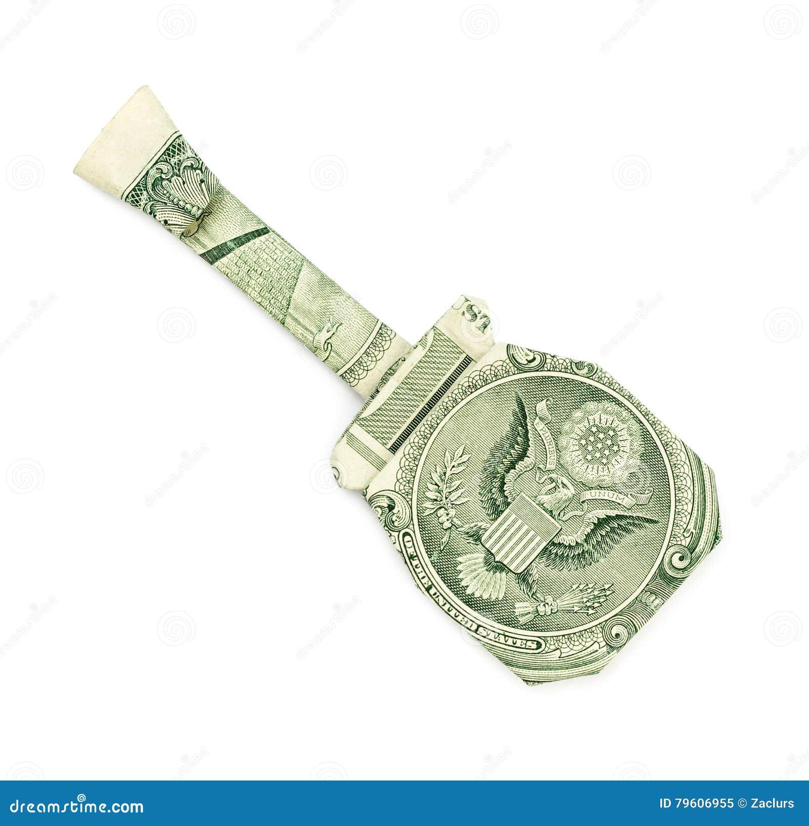 origami guitar 1 | Origami guitar, Money origami, Money origami ... | 1345x1300