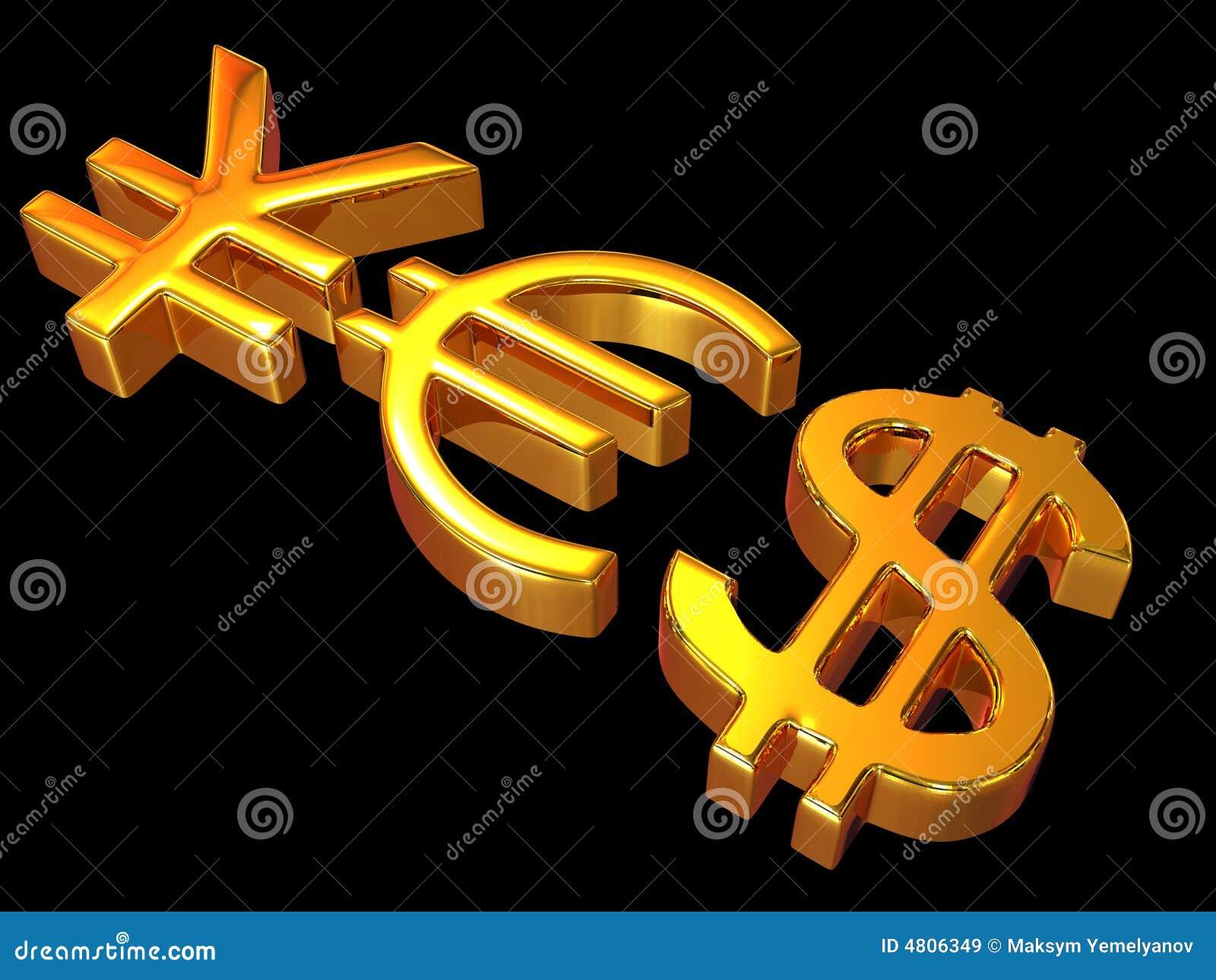 Dollareuroen undertecknar yen ja