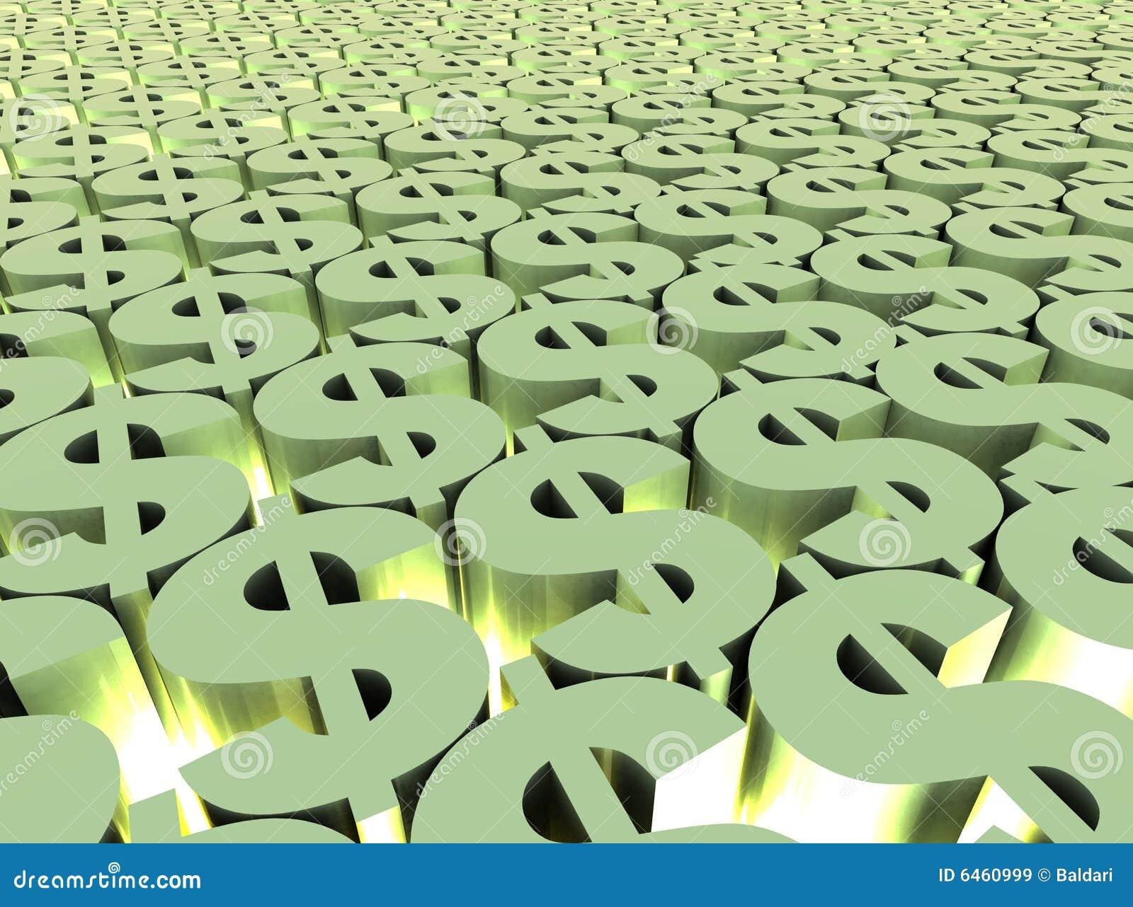 Dollarfält