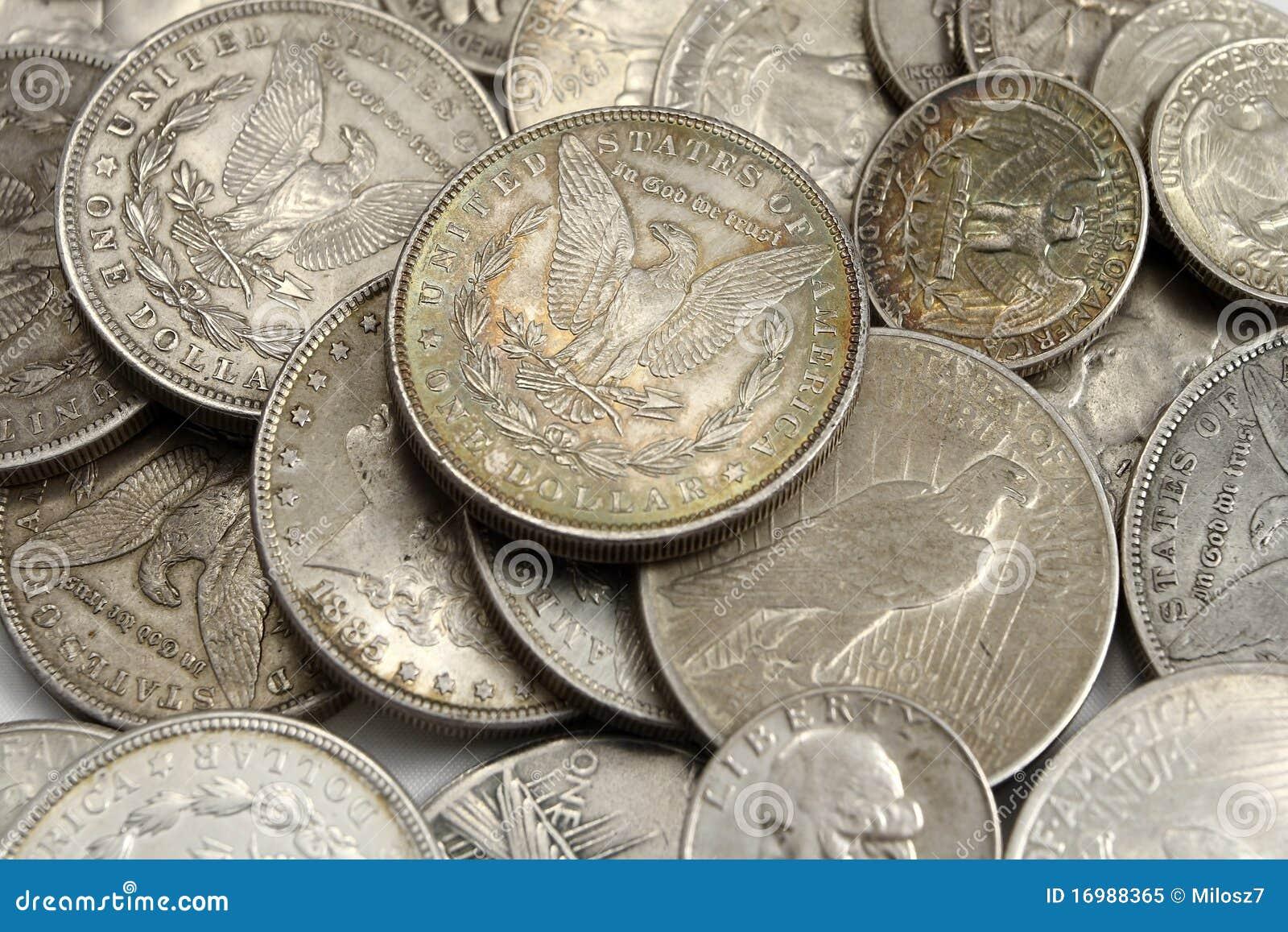 Dollari americani del sillver
