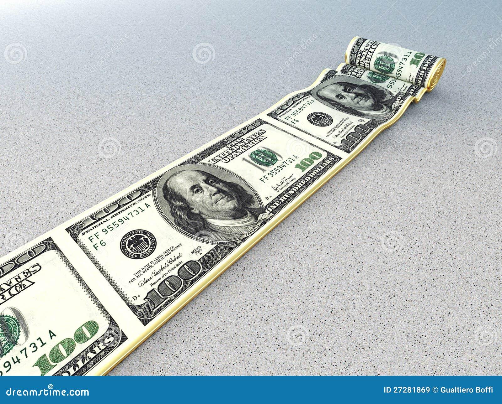 Dollarmatta