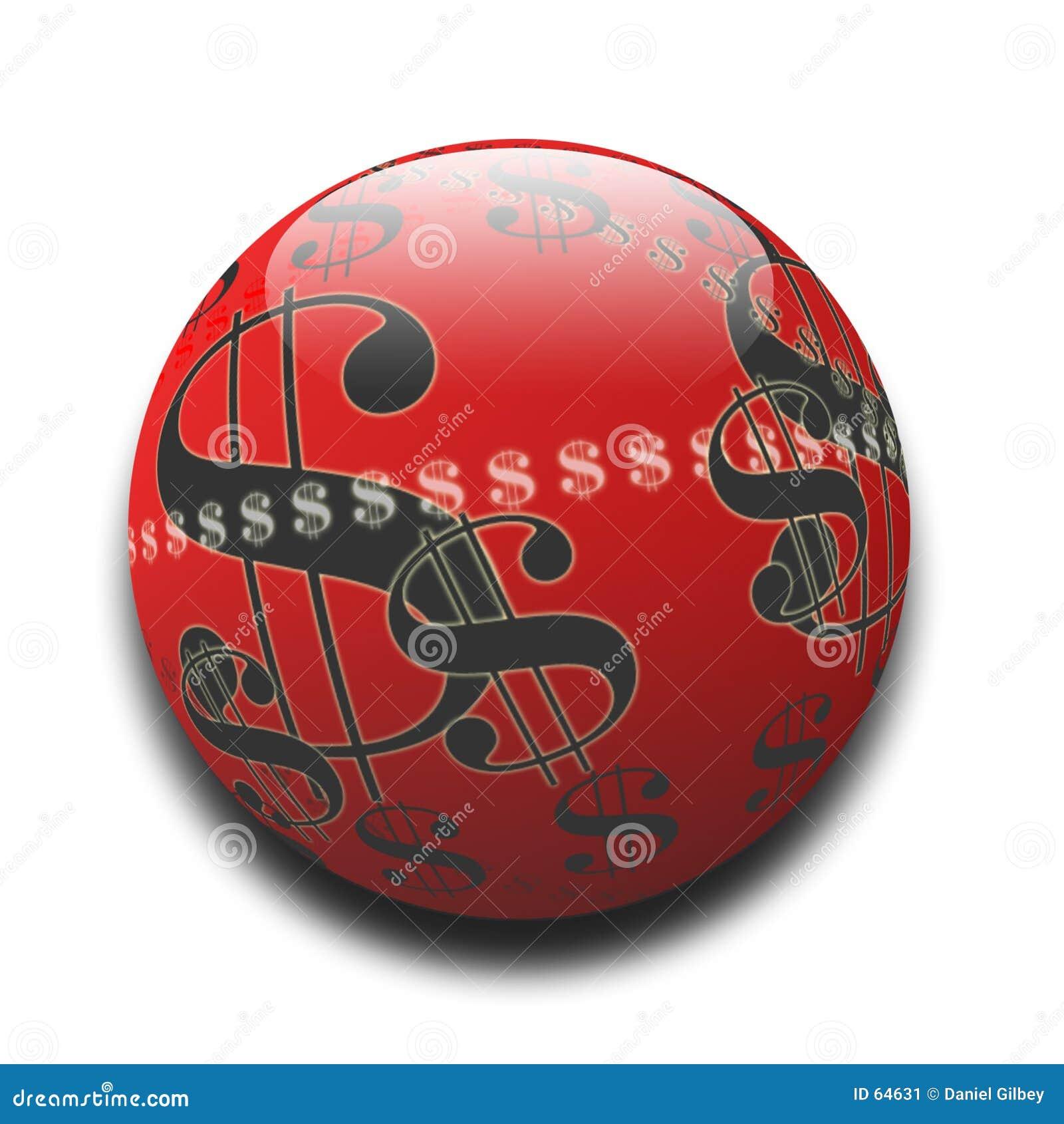 Download Dollars illustration stock. Illustration du gibier, détruisez - 64631