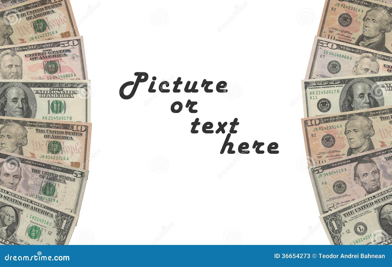 Dollars de cadre