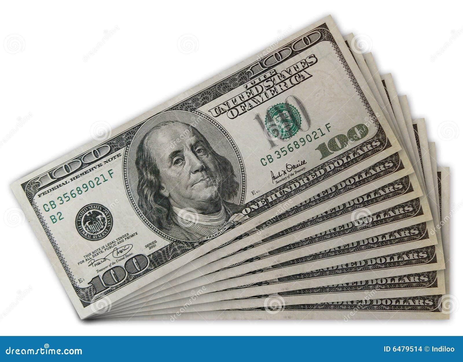 Dollars de ventilateur