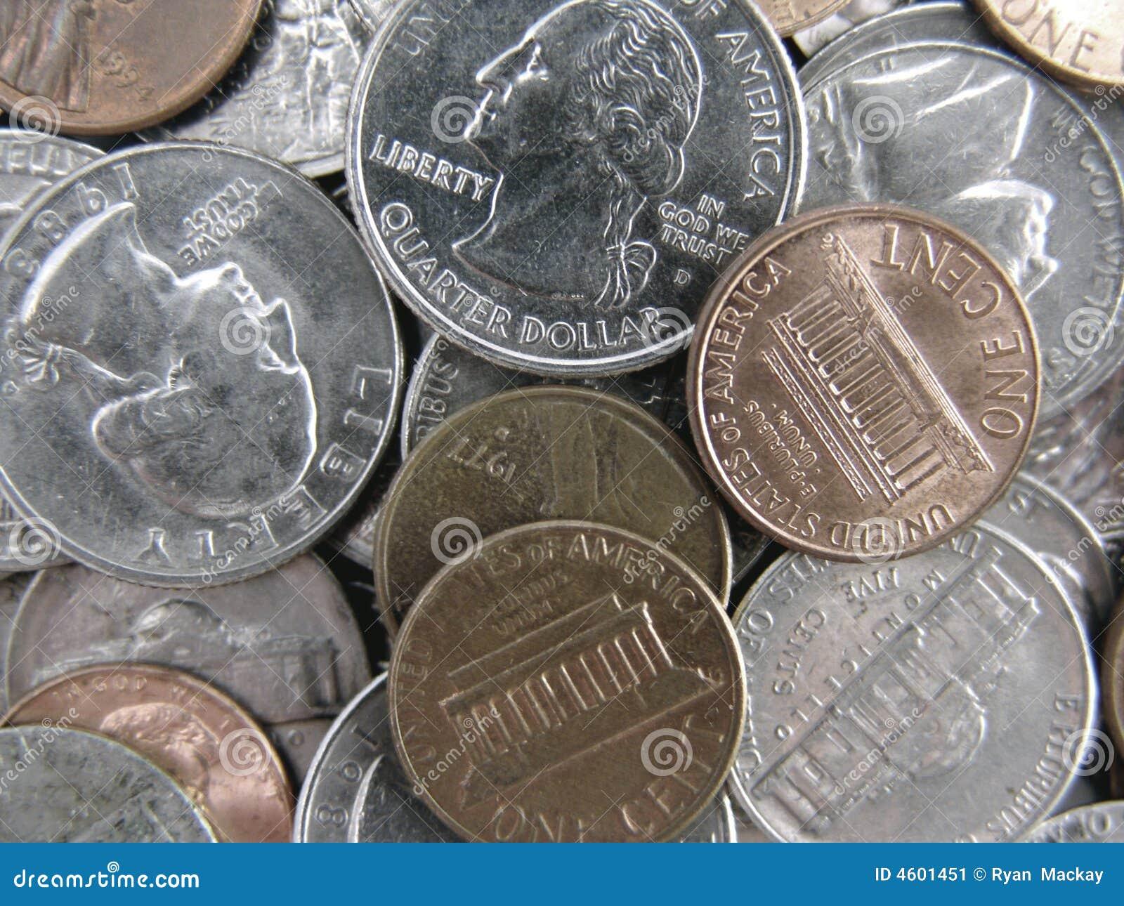 Dollars en centen