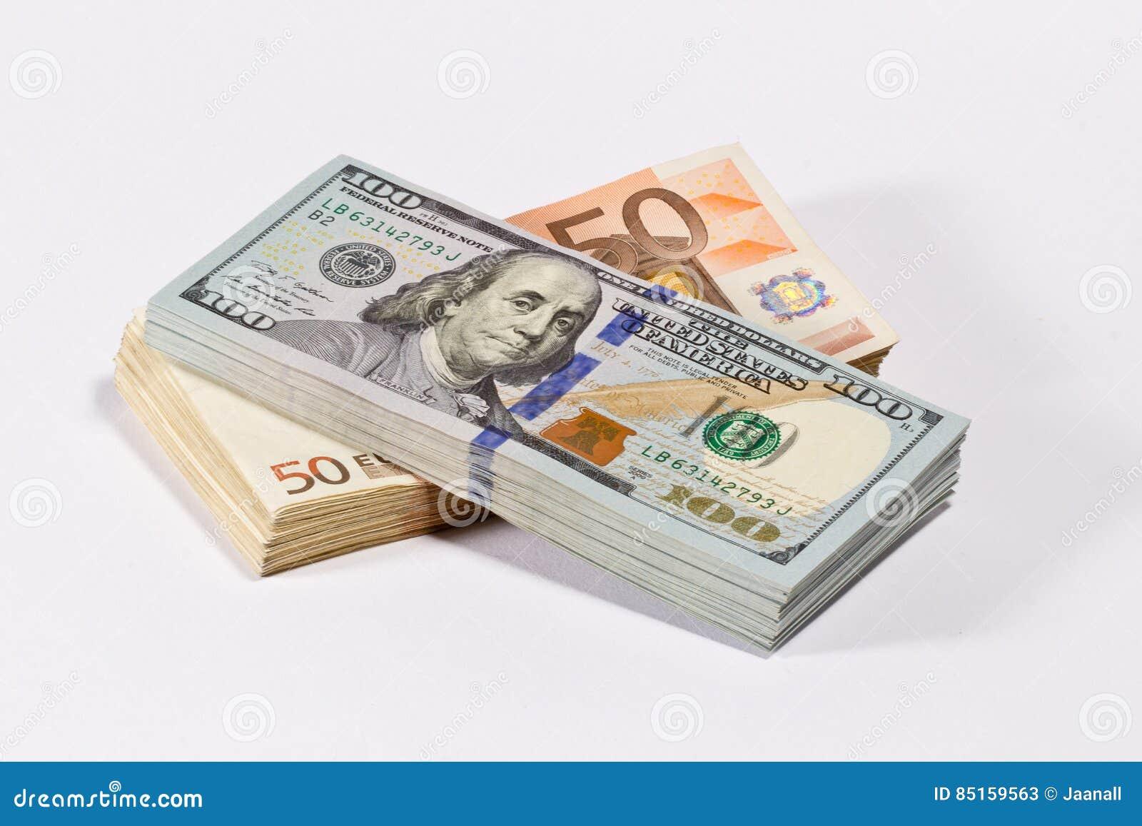 Dollars And Euros