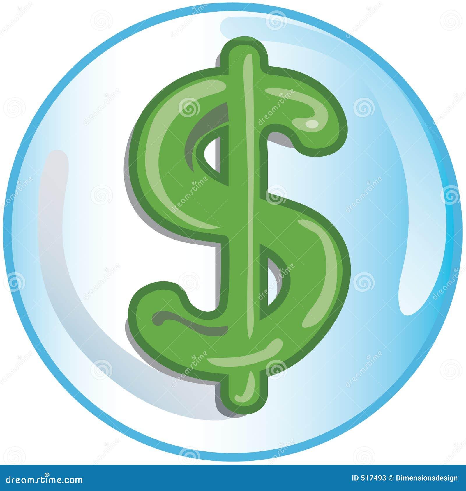 Dollarsymbolstecken