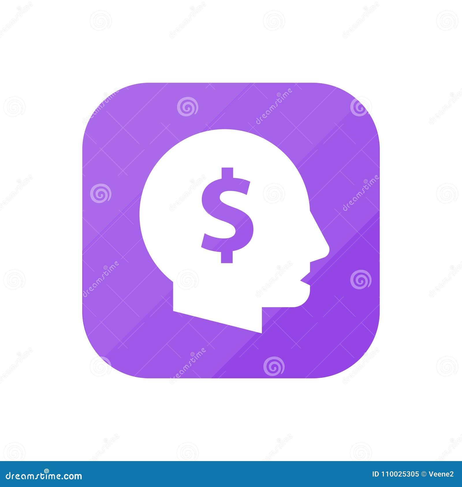 Dollarzaken - App Pictogram