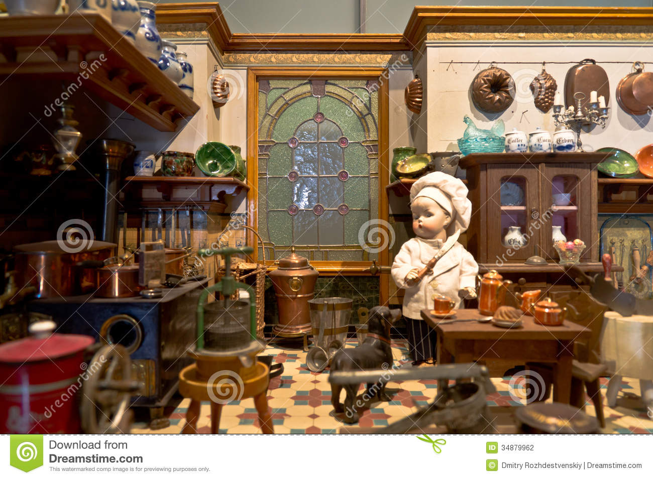 Dollhouse Stock Photography - Image: 34879962