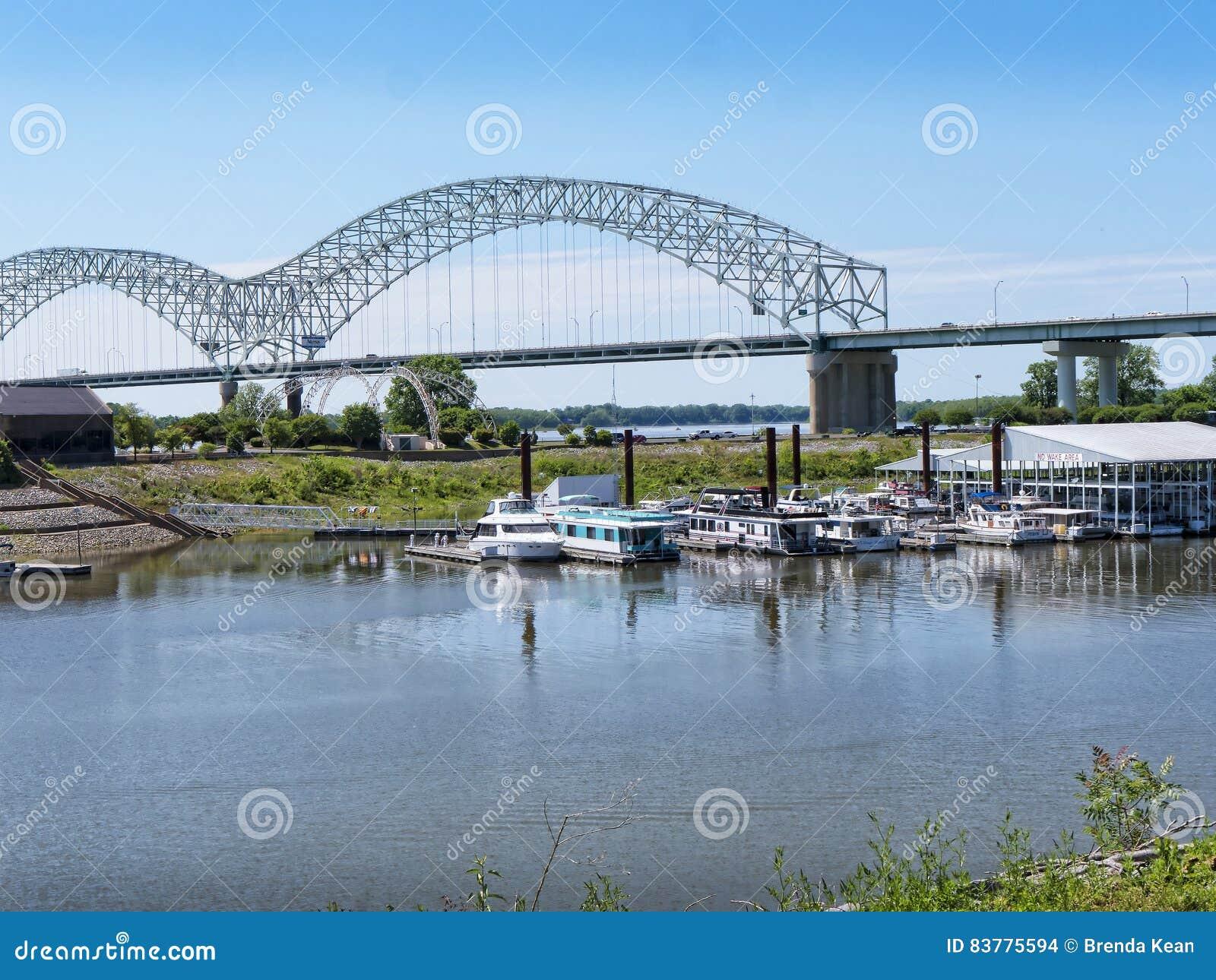 Dolly Parton Bridge en Memphis Tennessee