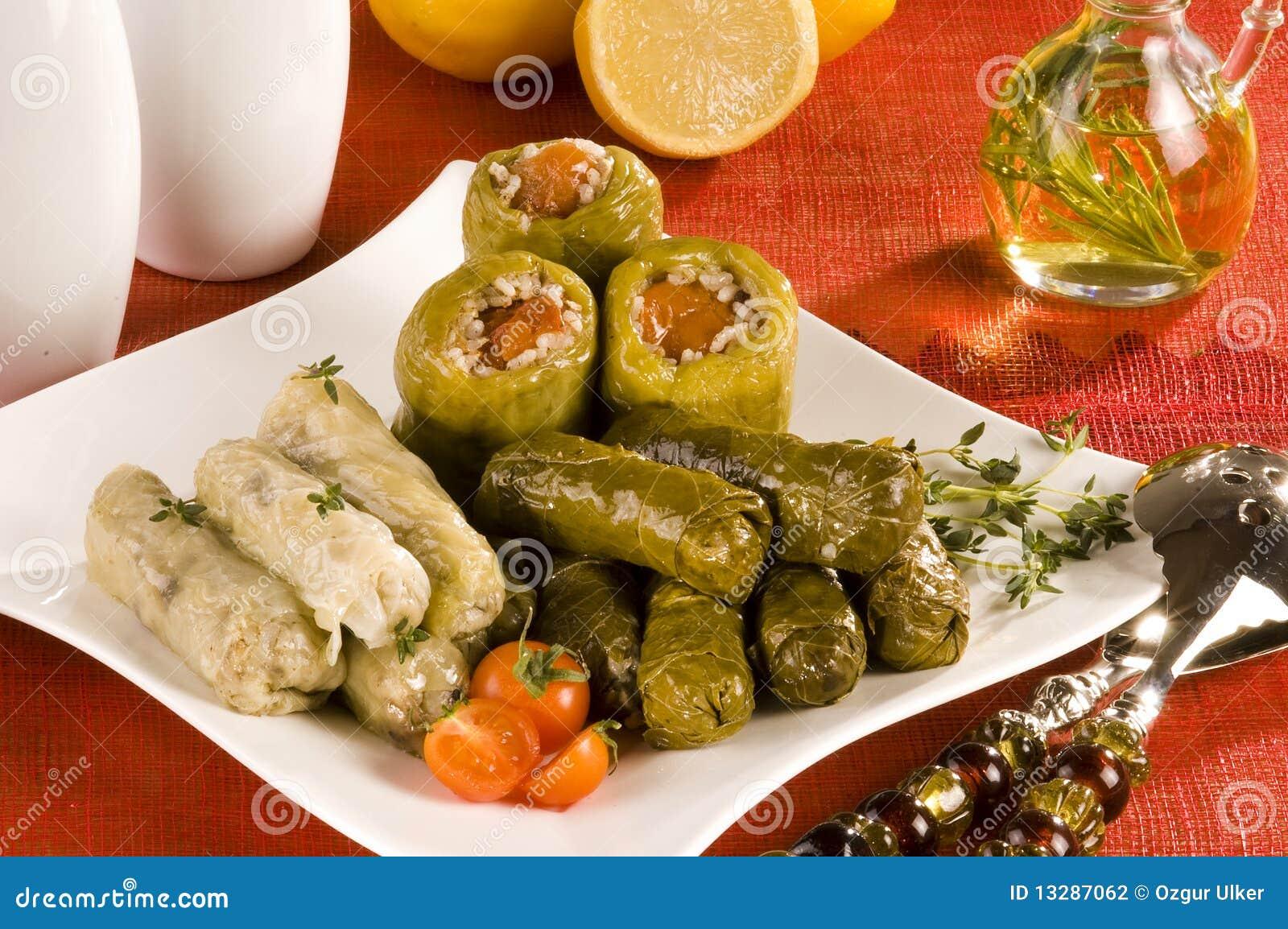 how to make turkish dolma