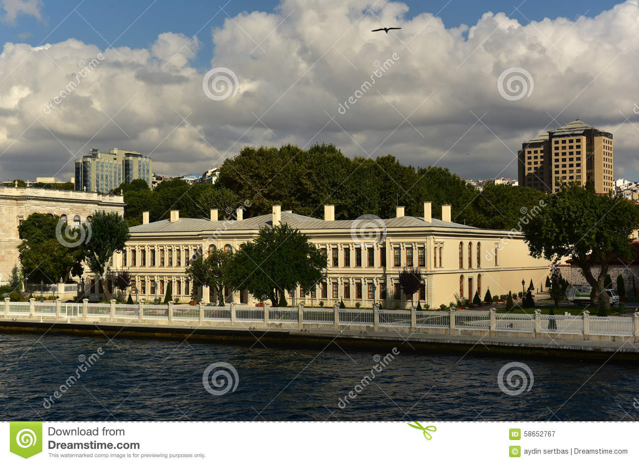 Dolmabahce Palace Royalty Free Stock Photo Cartoondealer