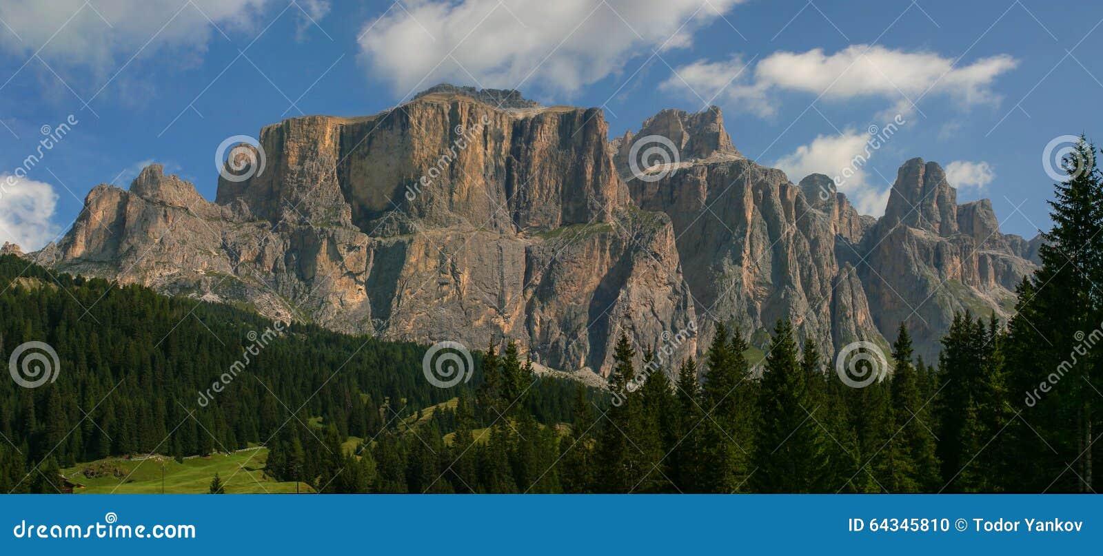Dolomiet, Italië