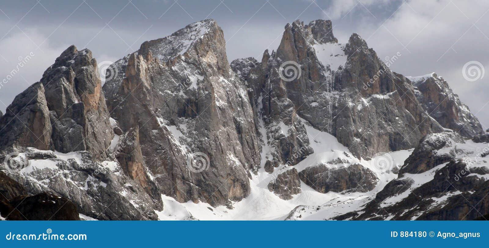 Dolomiti Włochy alpy