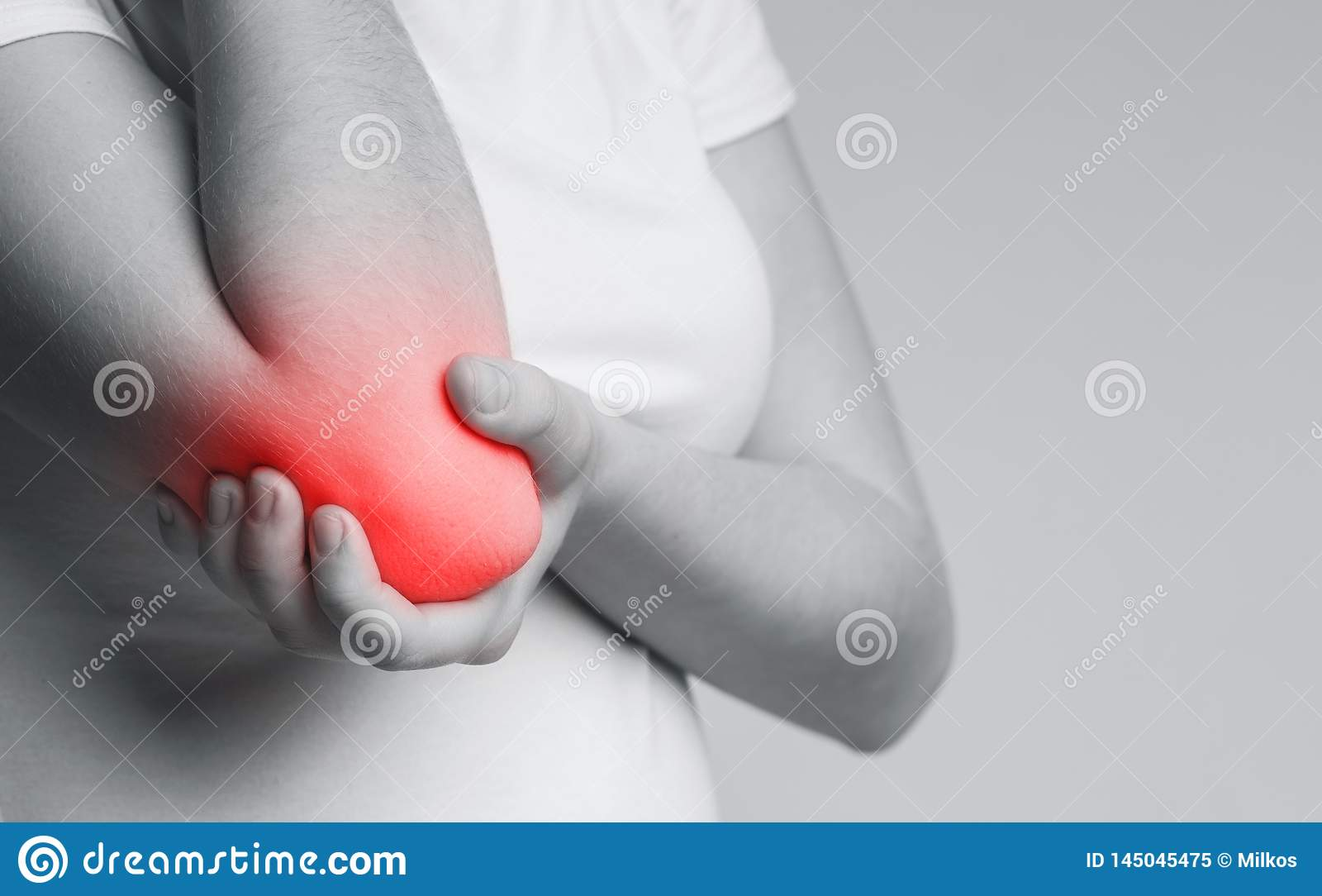 dolor muscular brazo