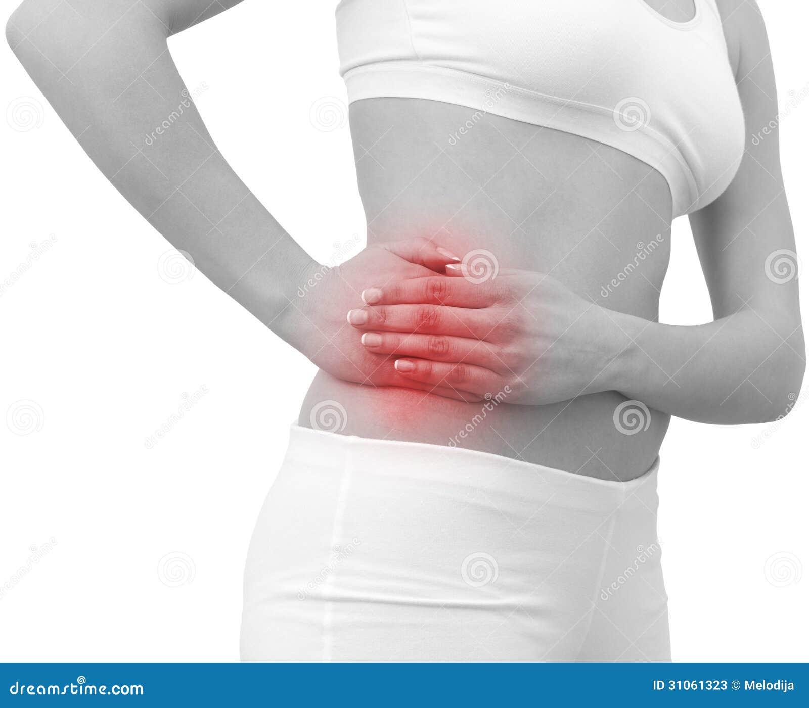 dolor agudo en el riñón