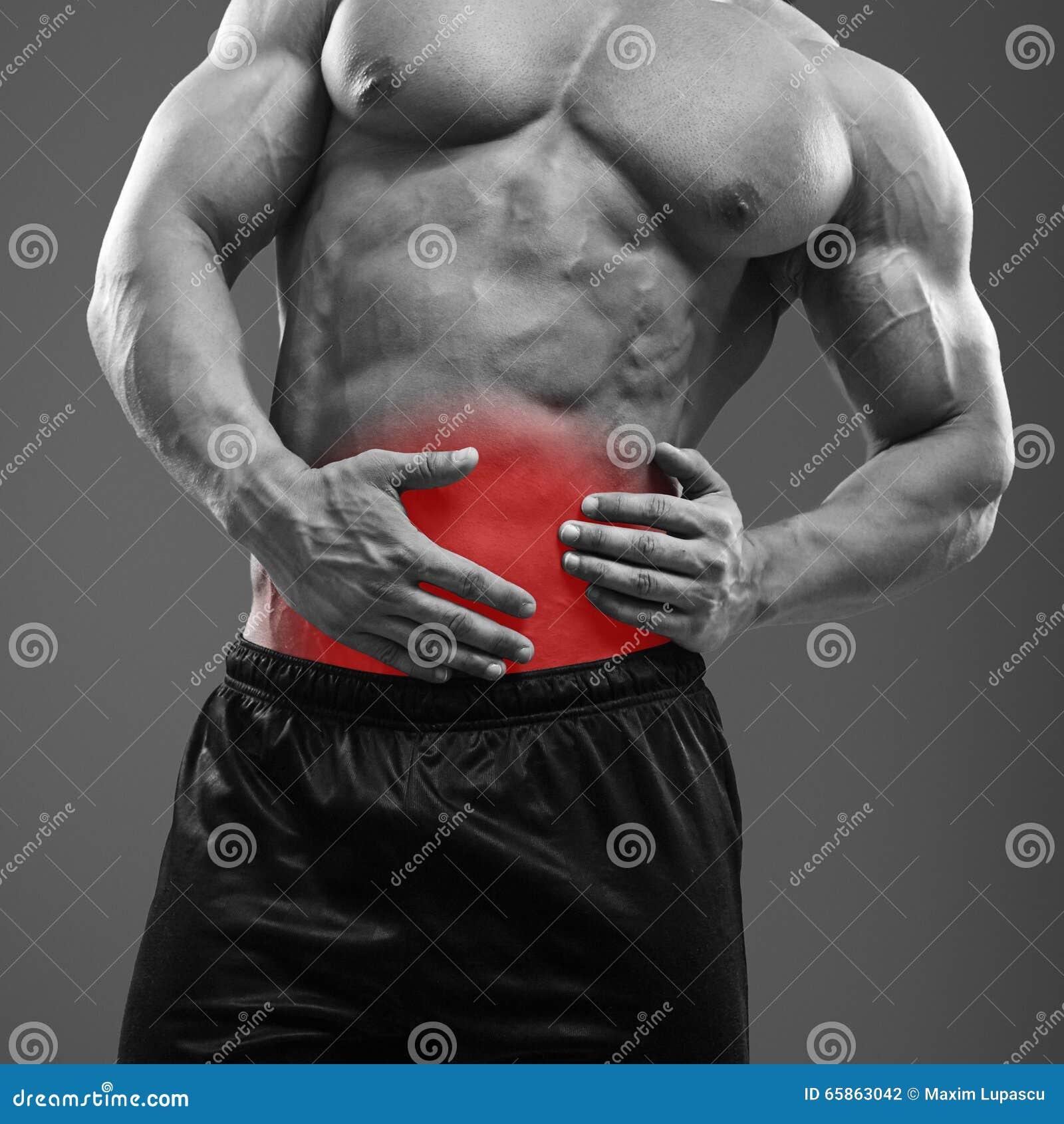 Dolor muscular en todo el lado izquierdo del cuerpo