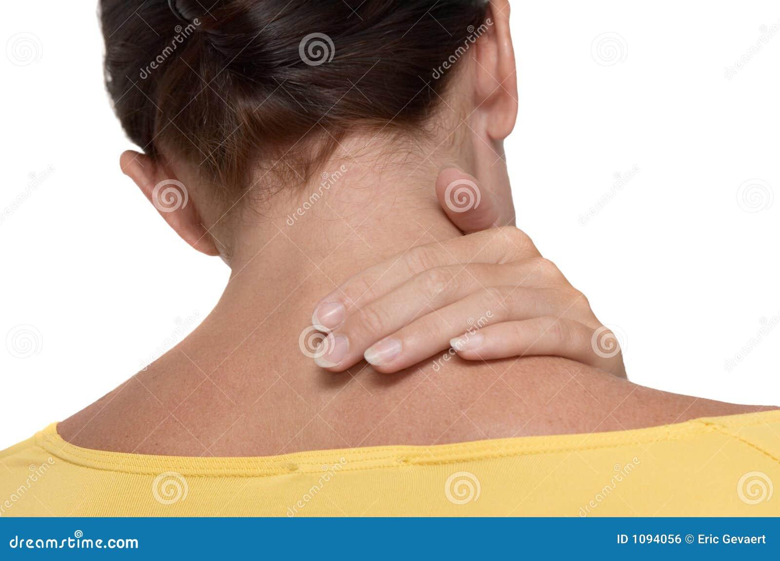 Dolore al collo