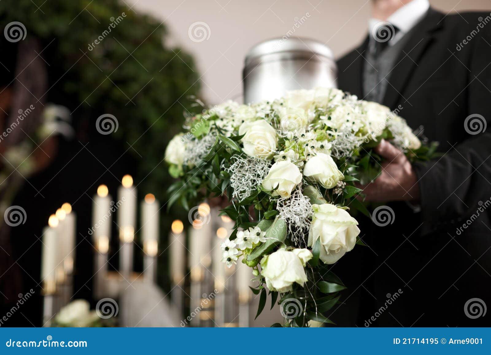 Dolore - funerale e cimitero