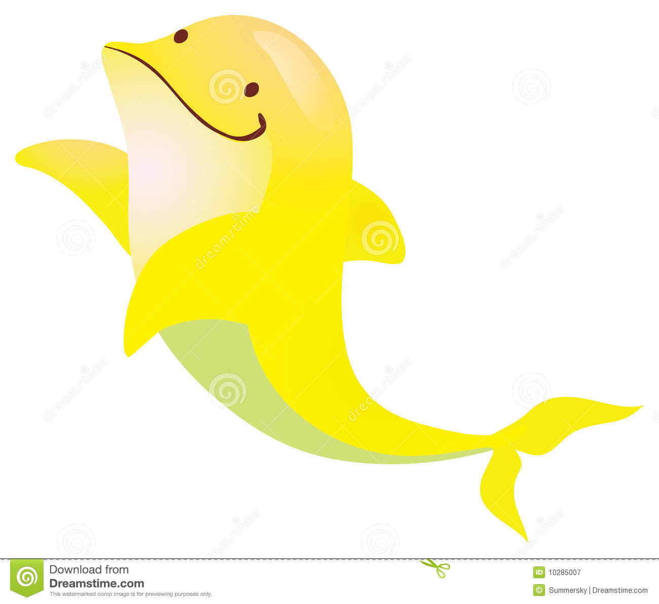 Dolphin Yellow Dolphins