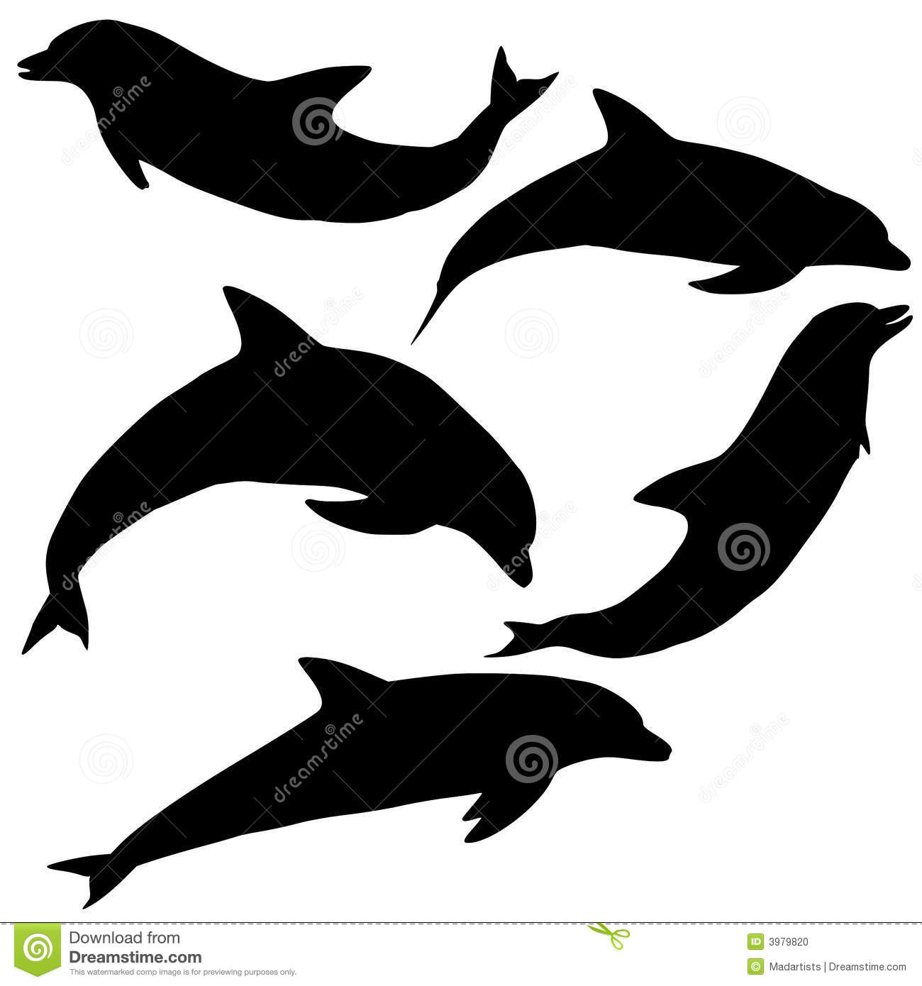 Free Dolphin Jumping Clipart and Vector Graphics  Clipartme