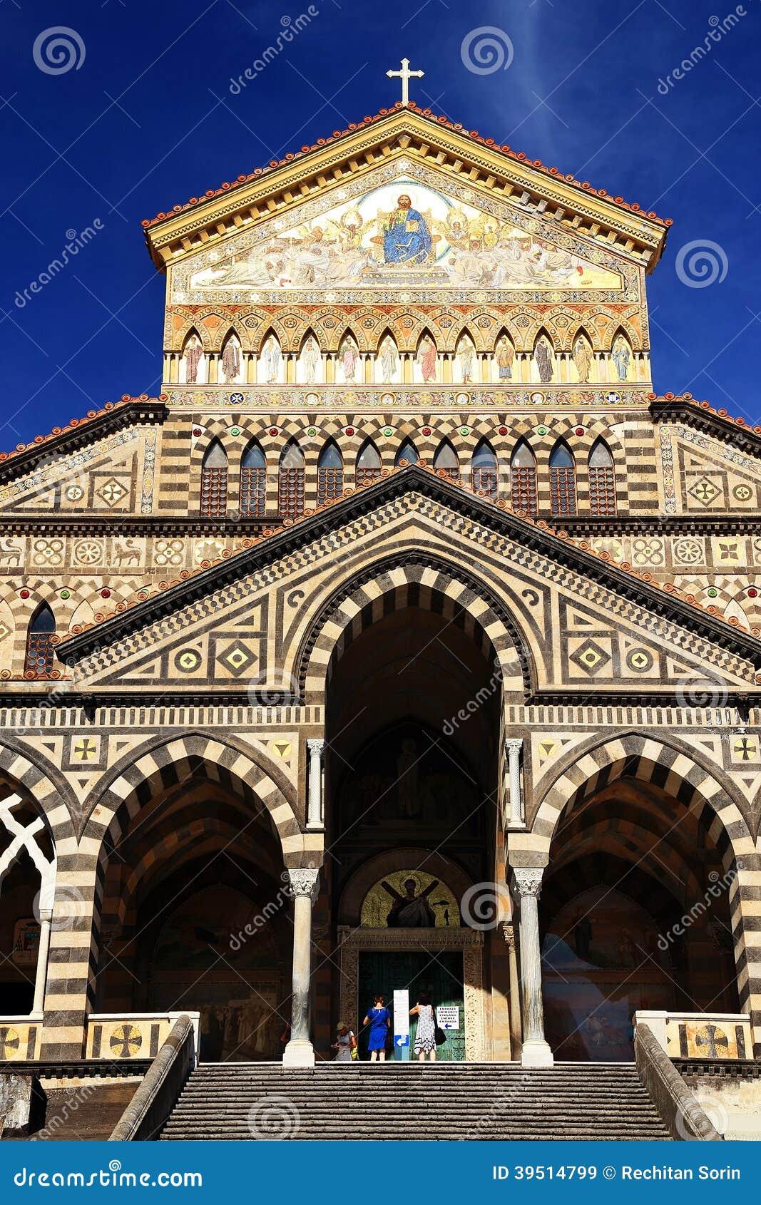 Dom of Amalfi, Campania, Italy