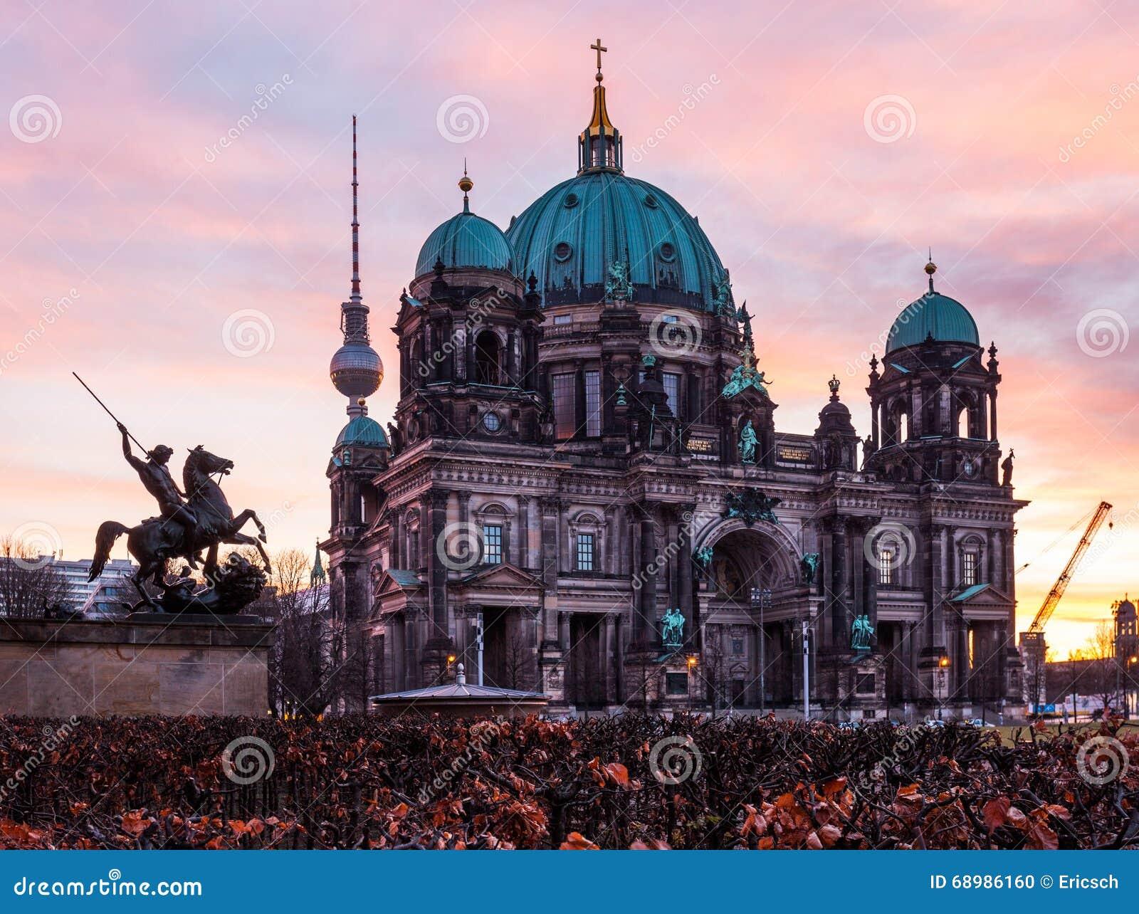 Dom del berlinés (catedral de Berlín)