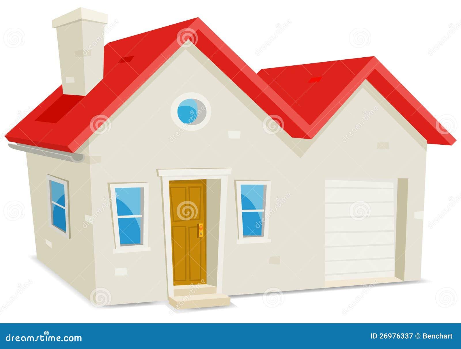 Dom I garaż