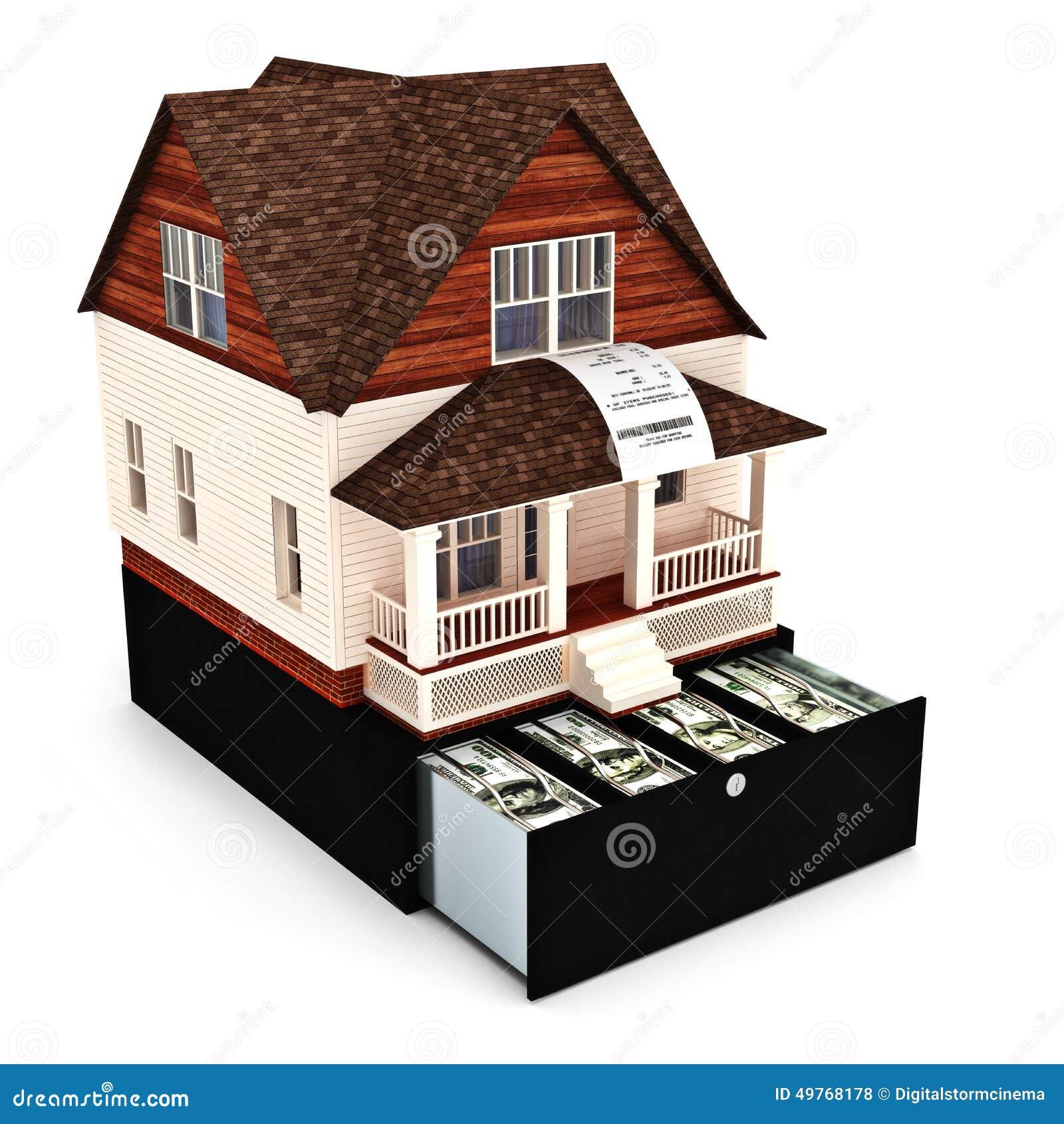 Dom kosztuje pojęcie