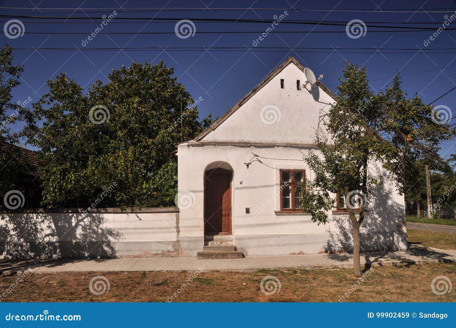 Dom od wschodniego Europe