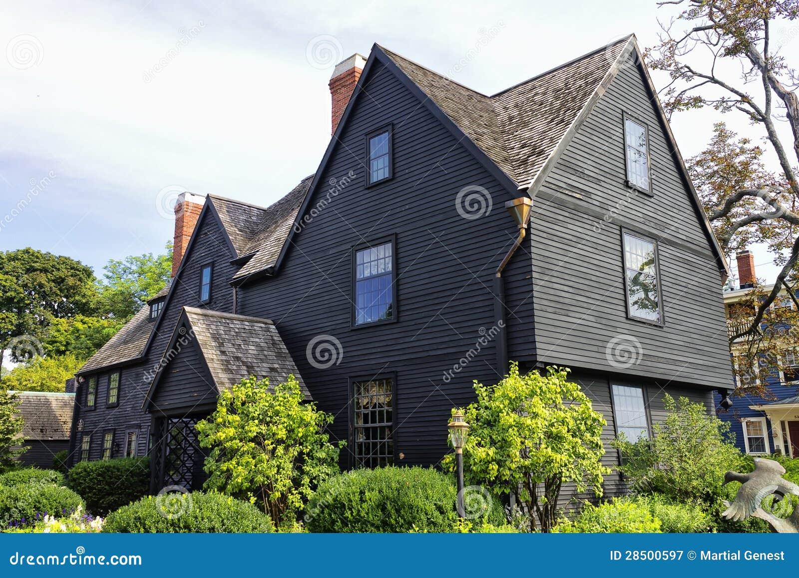 Dom Siedem szczytów Salem