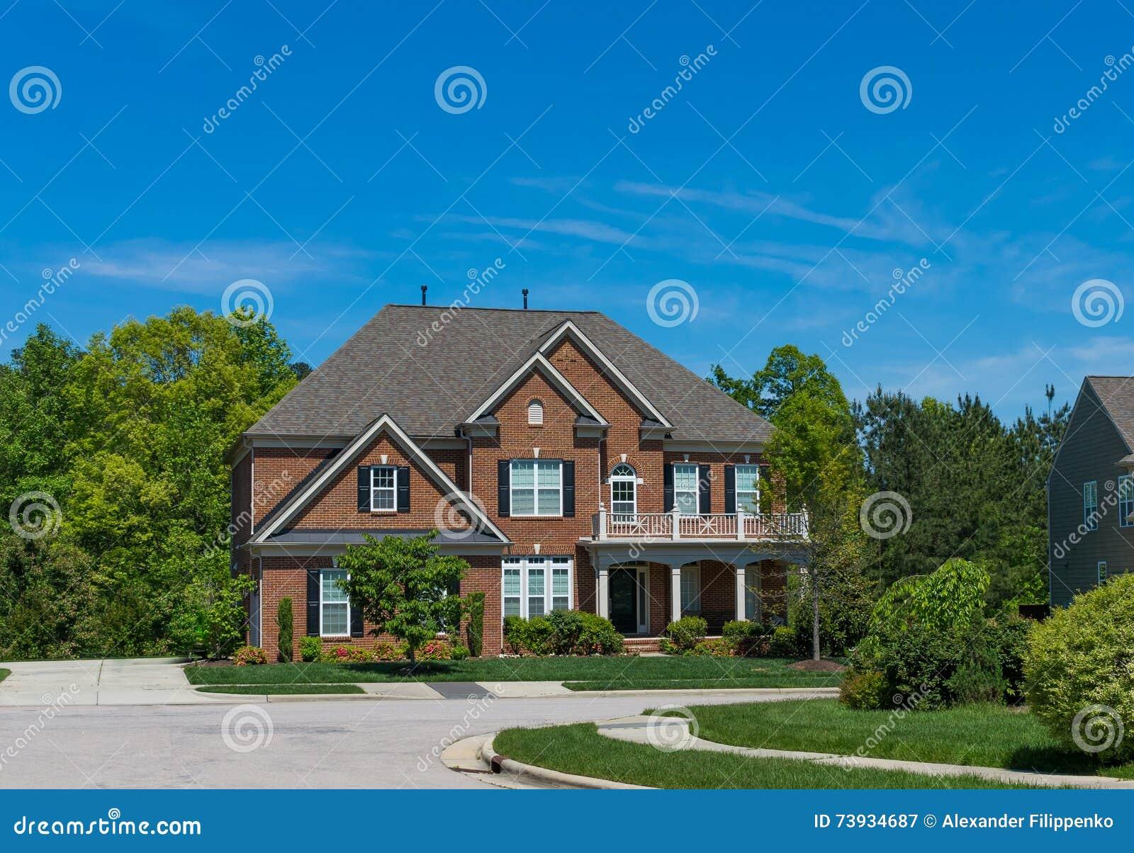 Dom w USA