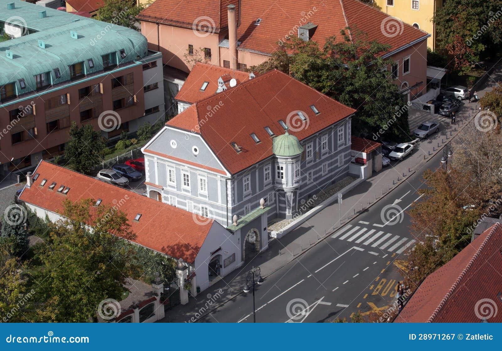 Dom w Zagreb