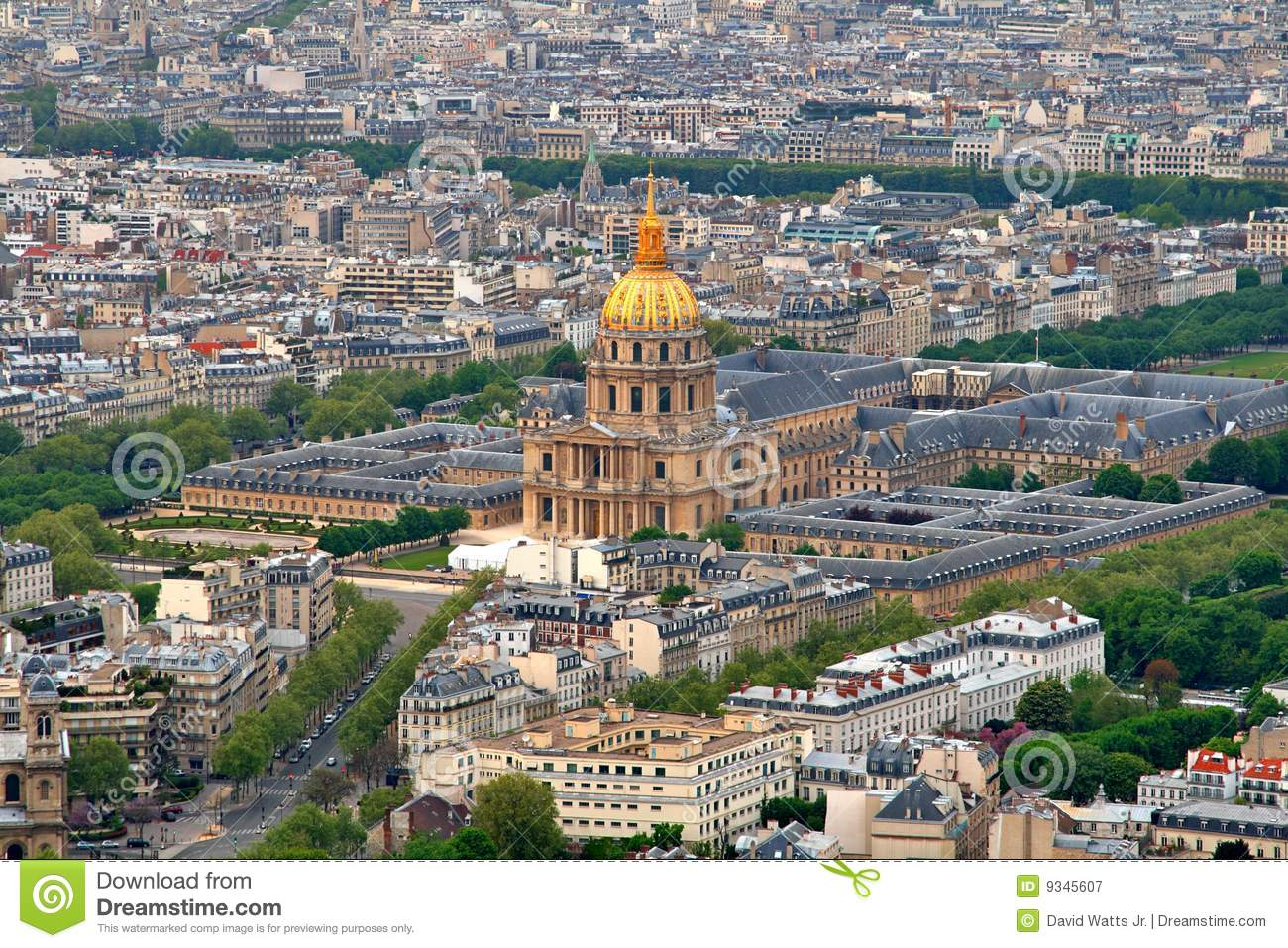 Dome Church at Les Invalides