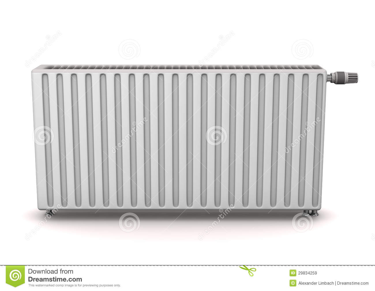 Domestic Radiator Royalty Free Stock Images Image 29834259