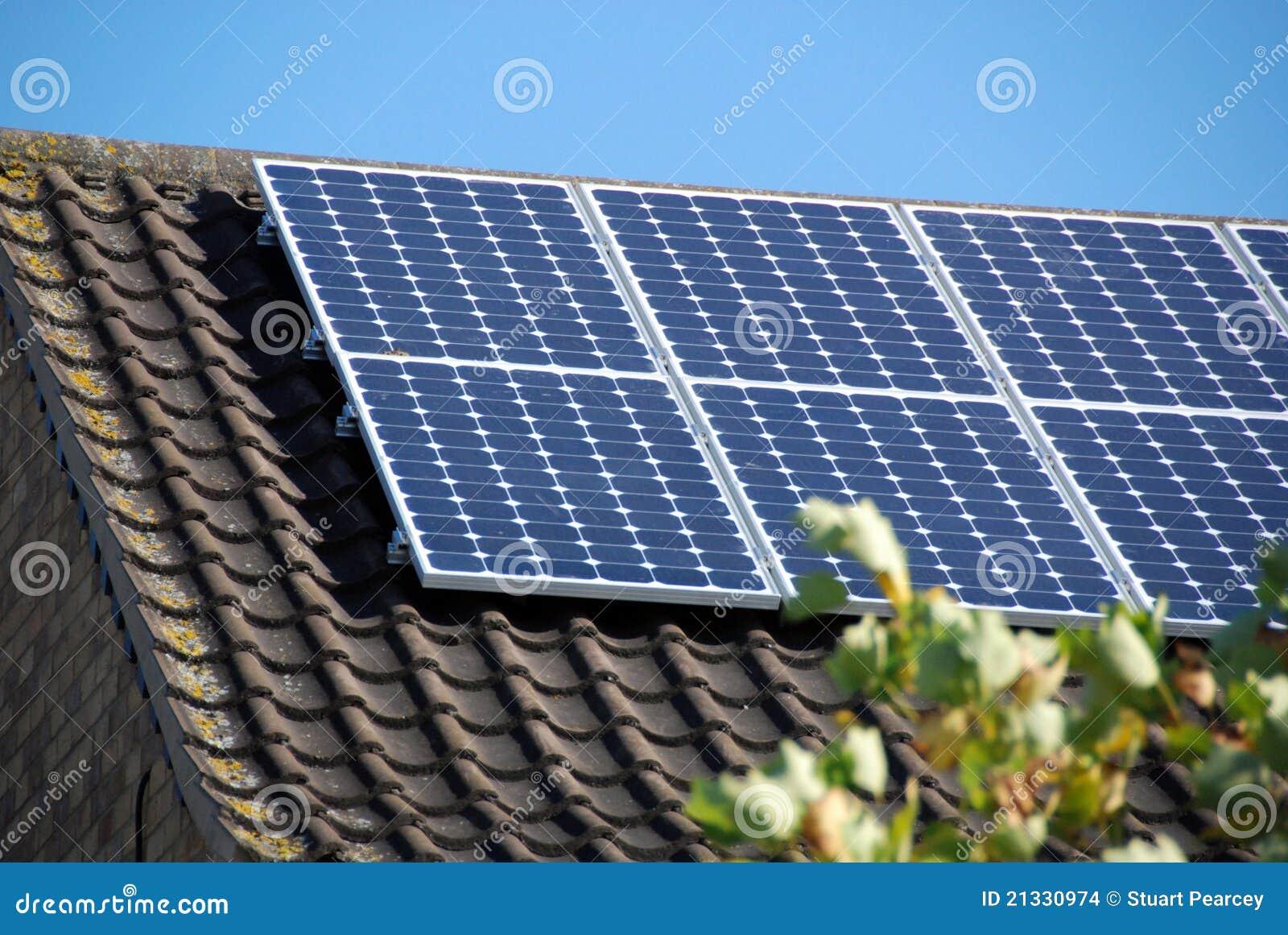 Domestic Solar panels 2