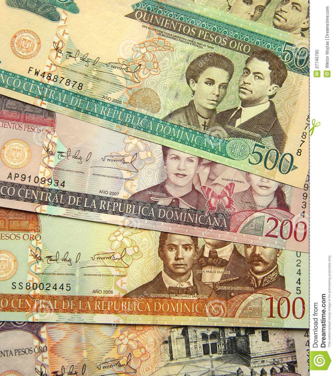 what currency is used in dominican republic punta cana
