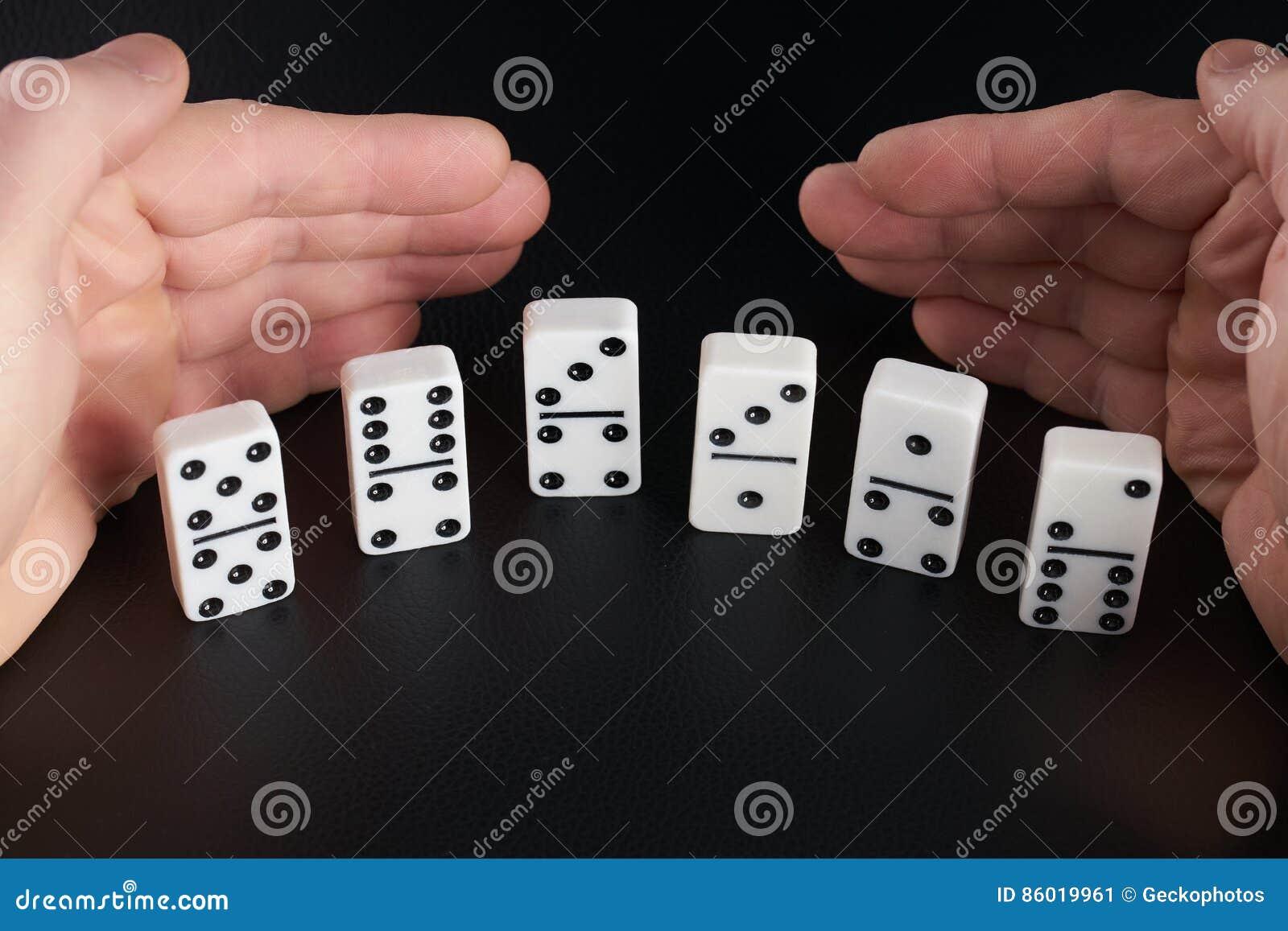 Domino作用