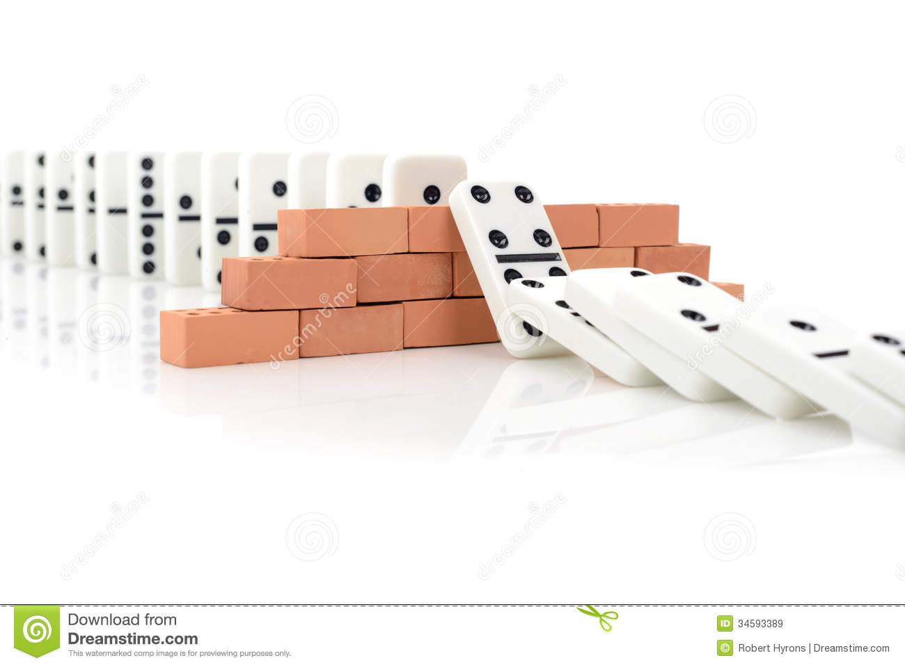 domino effect stock photo image  domino effect royalty stock images