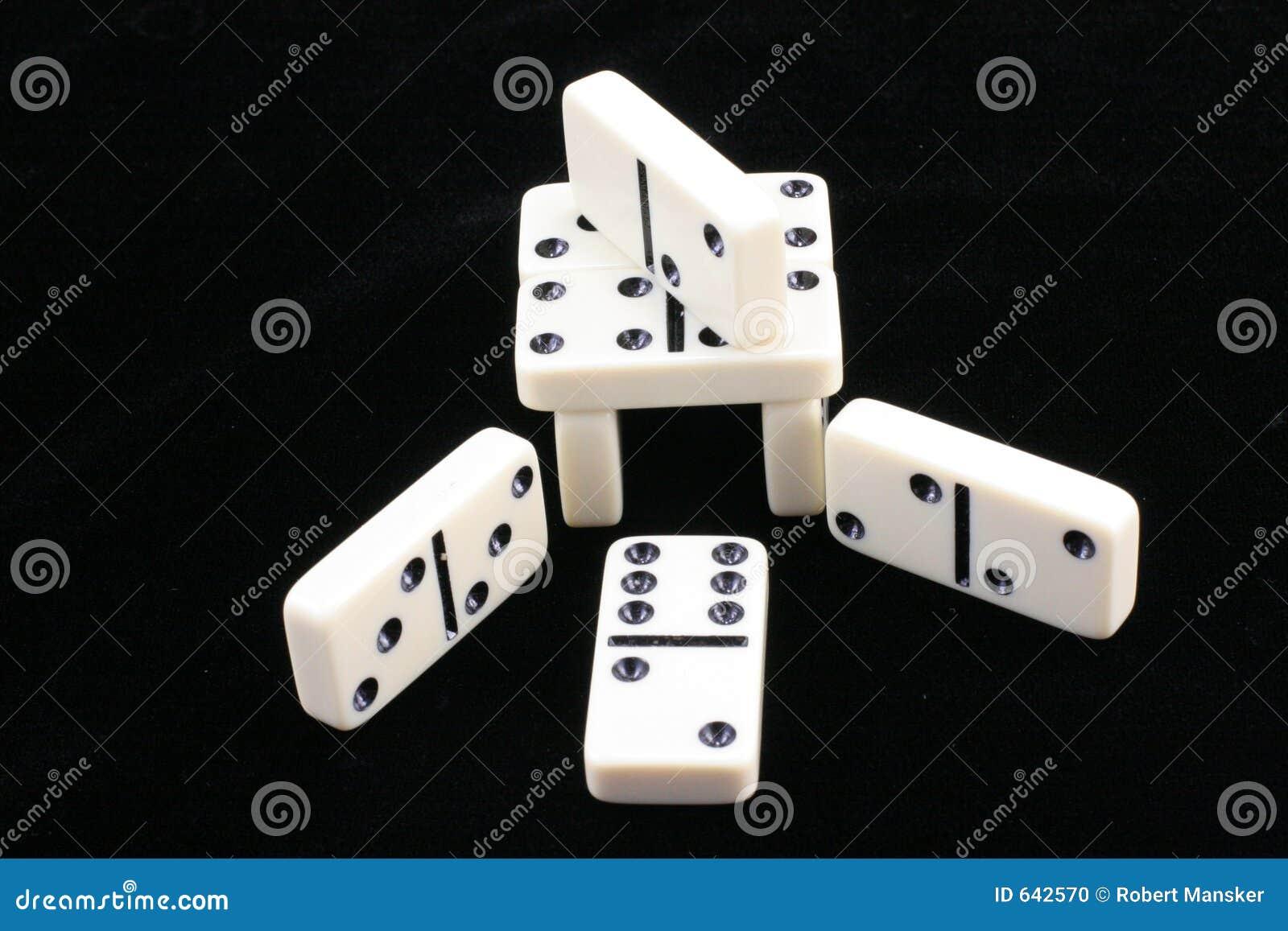 Domino stack