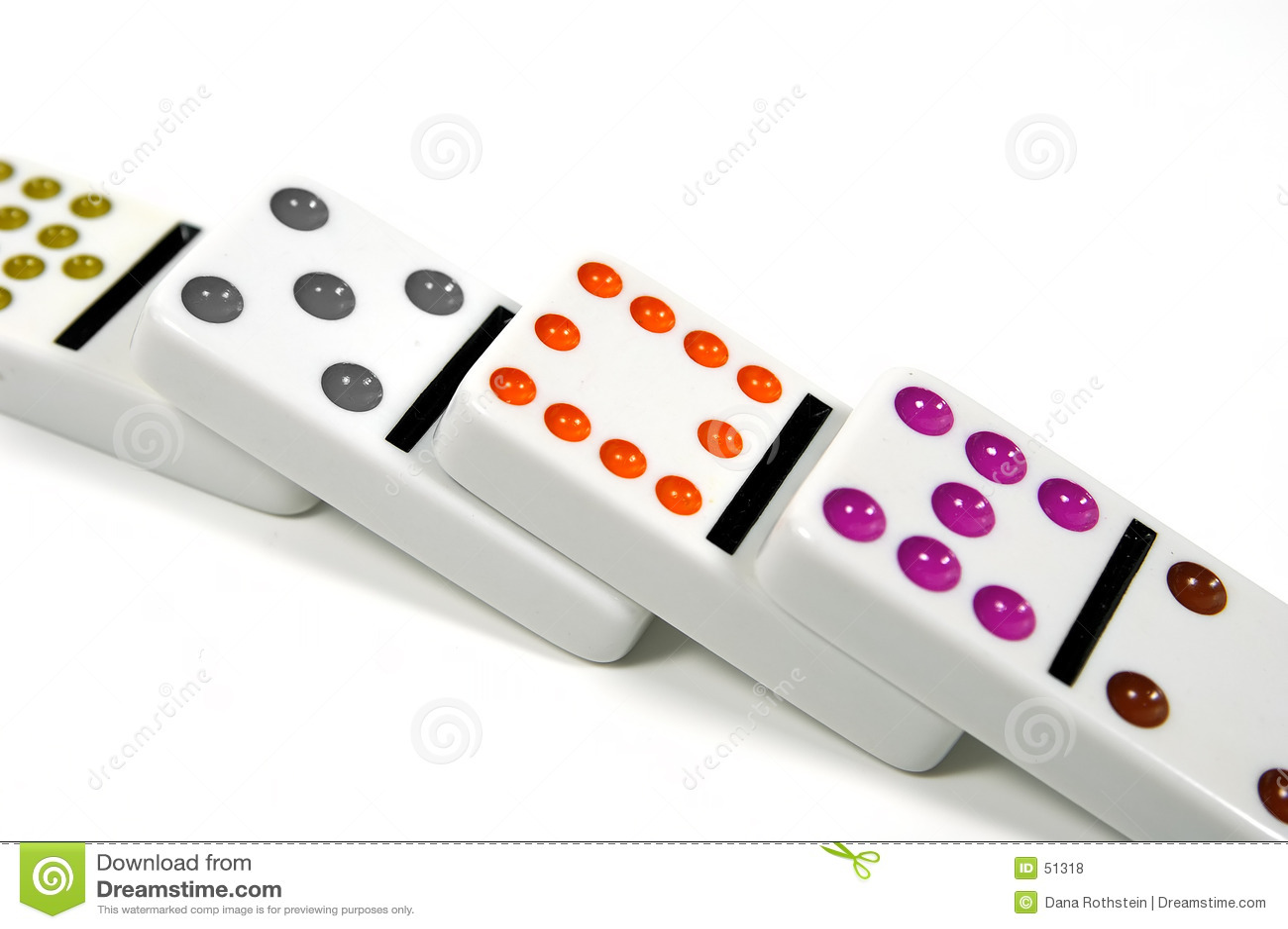 Domino upaść