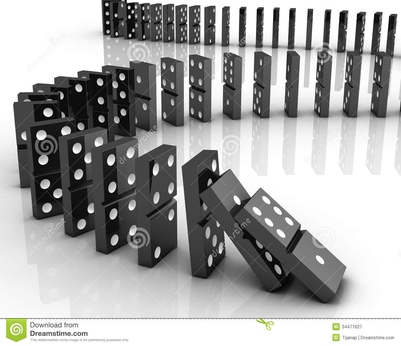 Dominoes Fallin...