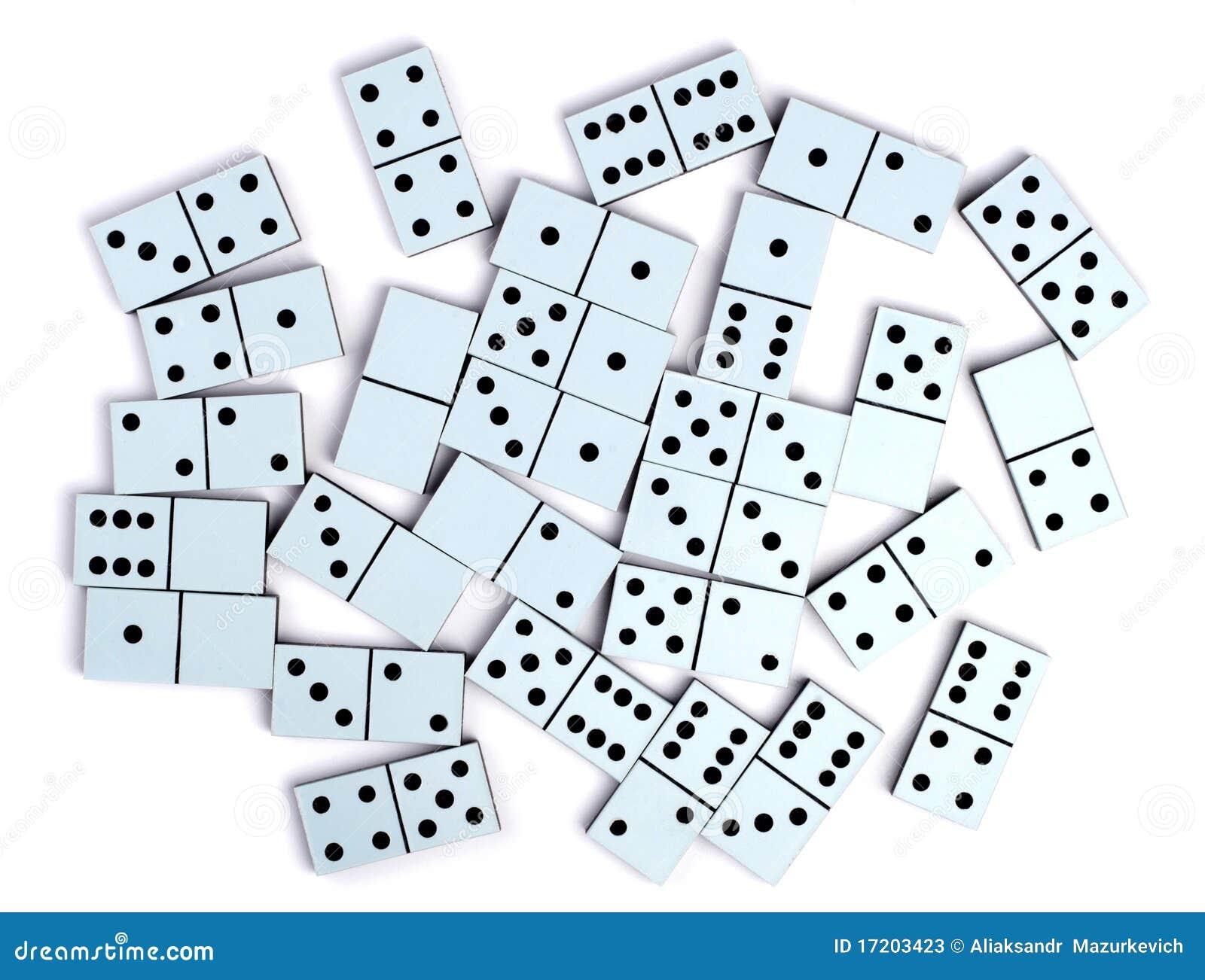 Dominostücke