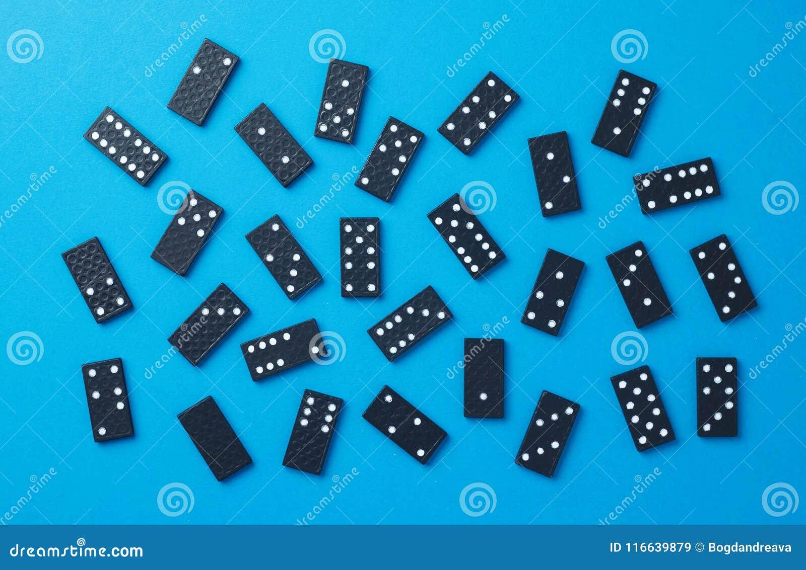 Dominostukken