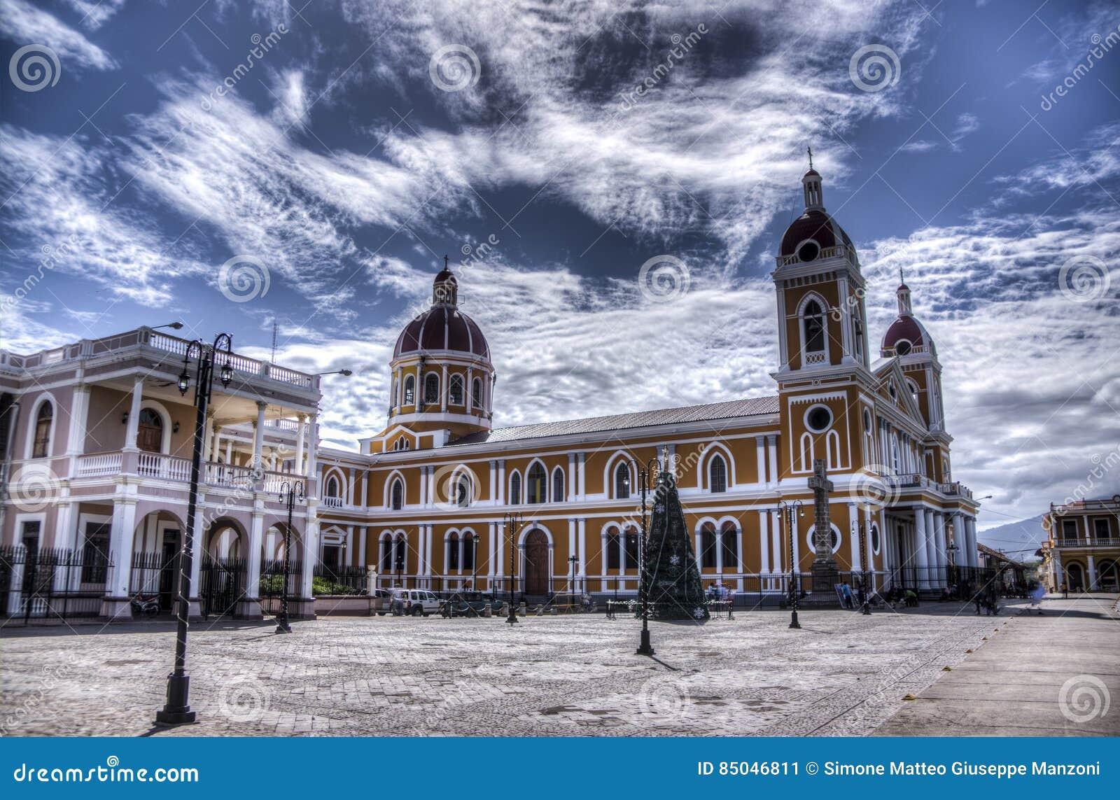 Domkyrka av Granada, Nicaragua