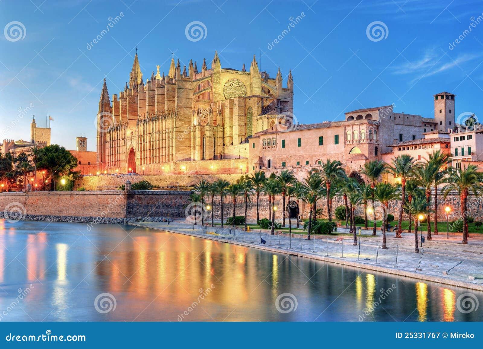 Domkyrka av Palma de Majorca
