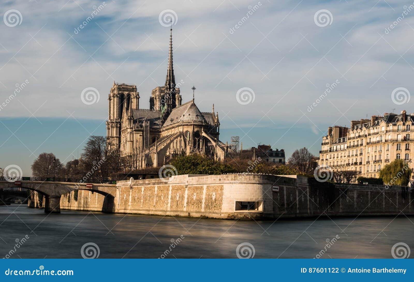 Domkyrka Notre Dame