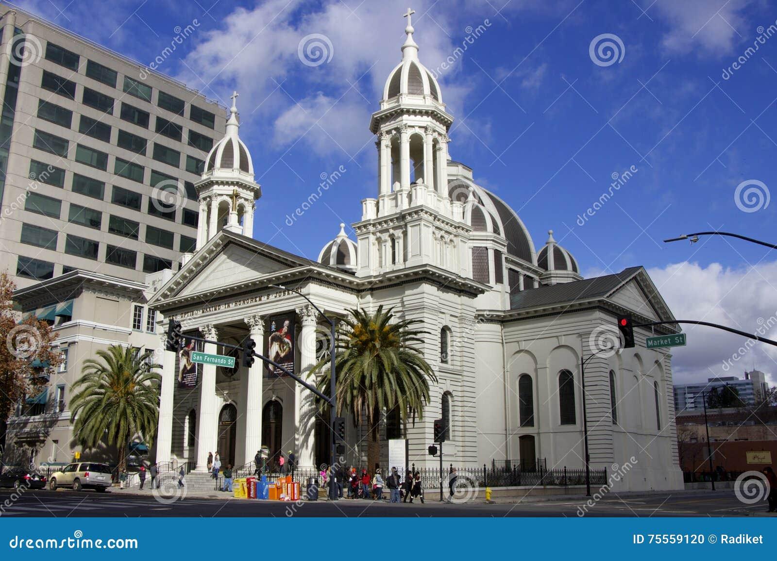 Domkyrkabasilika av St Joseph (San Jose)