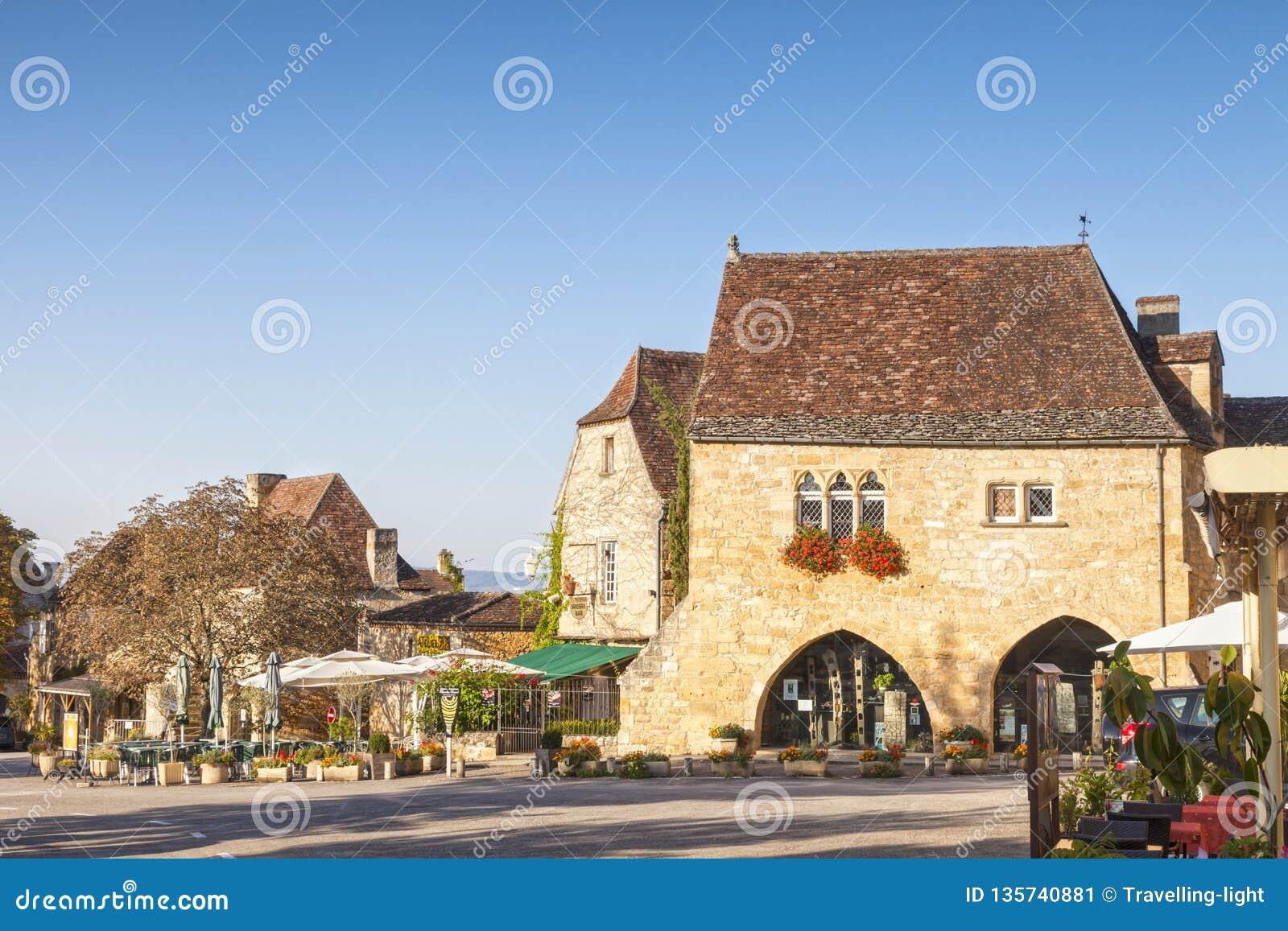 Domme, Aquitaine, Γαλλία